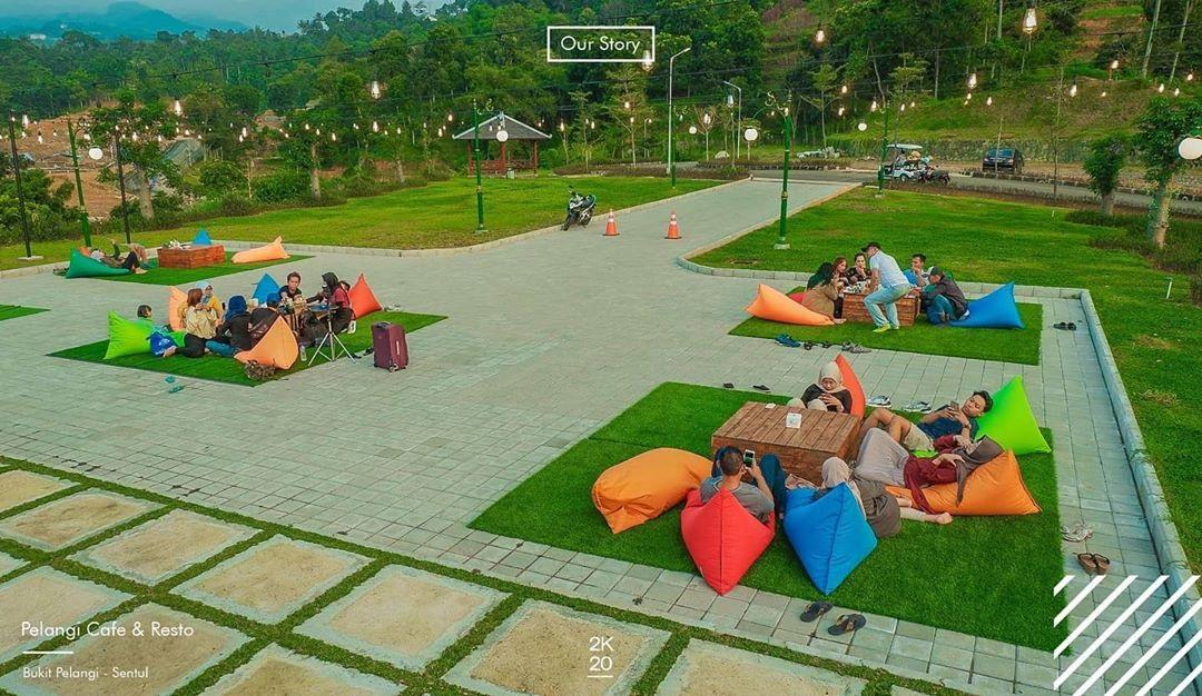 Daftar Menu Pelangi Cafe and Resto Bogor