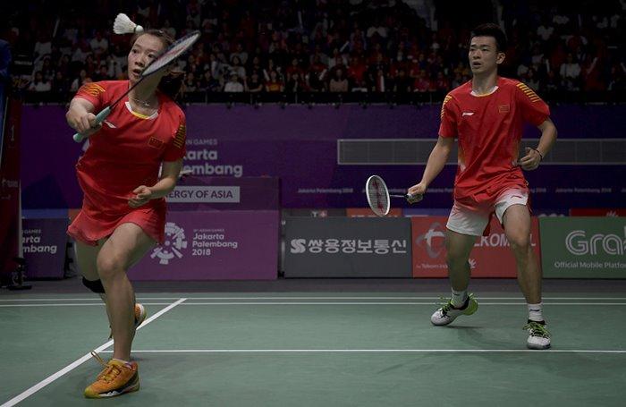 Denmark Open 2018 - Zheng Siwei/Huang Yaqiong Makin Superior Usai Tegaskan Titel jawara