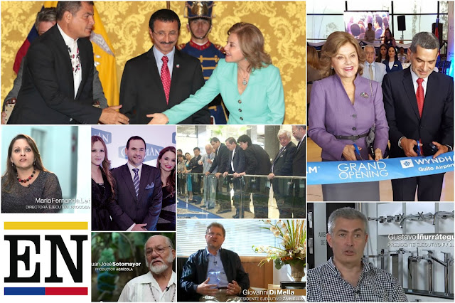 rafael correa empresarios ecuador