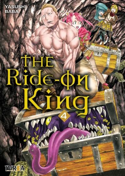 Reseña de The Ride-on King vol. 4 de Yasushi Baba - Ivréa.