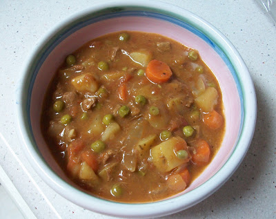 finished stew