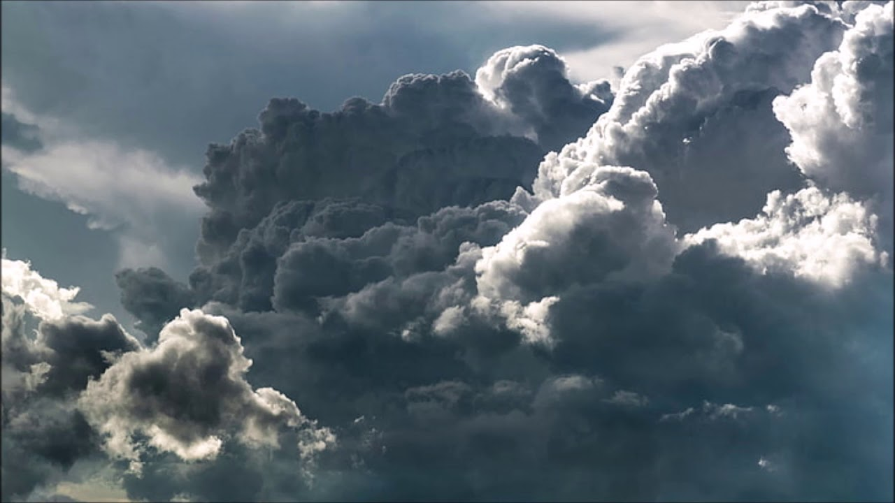 Nuvens desmentem o movimento da terra
