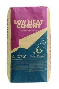 Type of Cements | Low Heat Portland Cement