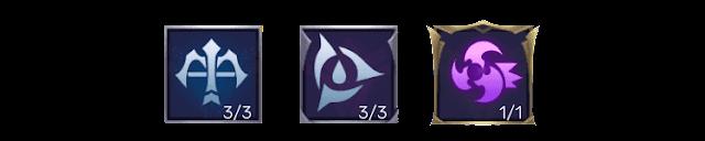 Emblem Saber Tersakit