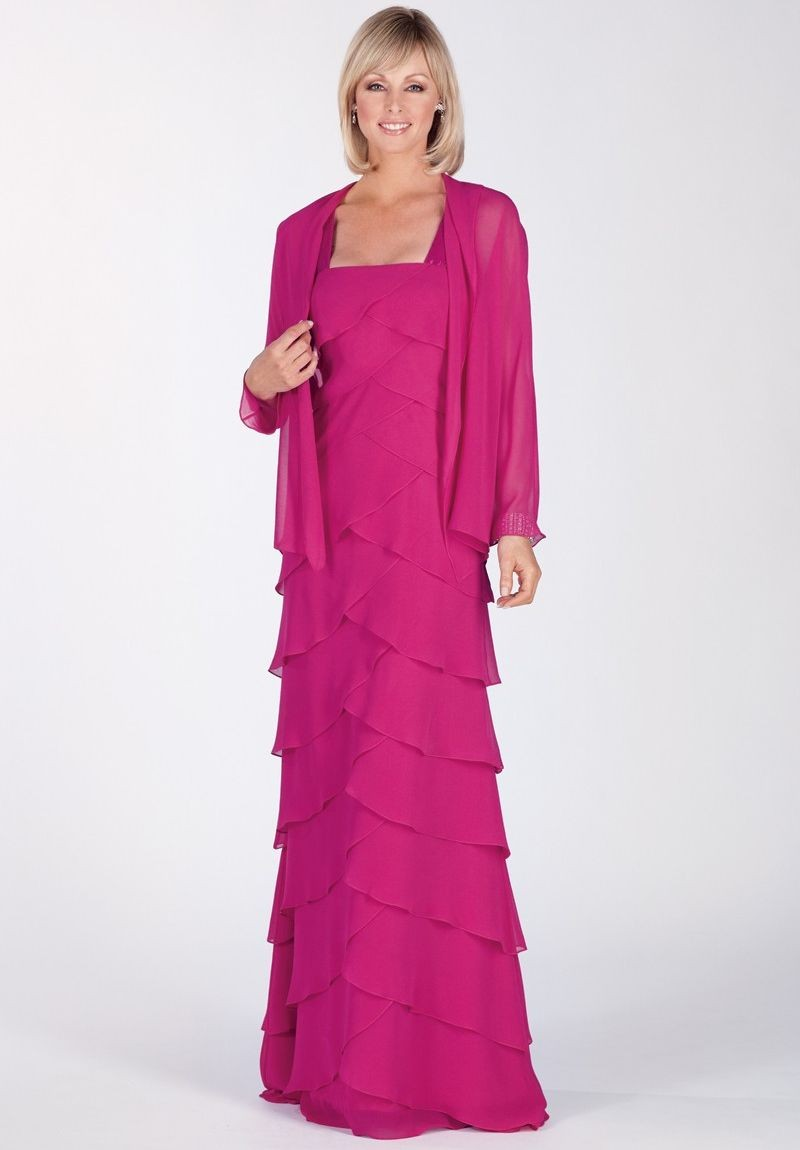 WhiteAzalea Mother of The Bride Dresses: Autumn Red Mother ...