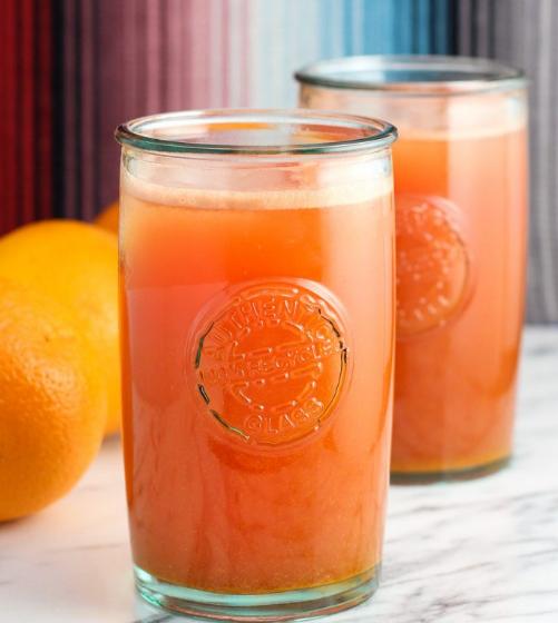 Watermelon Orange Ginger Turmeric Juice #drink #watermelon #orange #easy #party