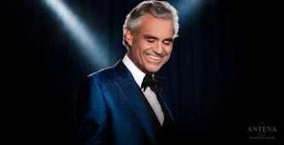 Promoção Rádio Antena 1 Pares Ingressos Andrea Bocelli