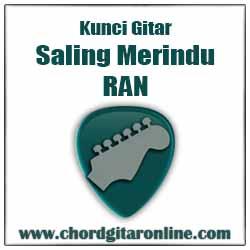 Chord RAN Saling Merindu