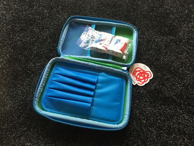 Smiggle Kick It Hard Top Pencil Case