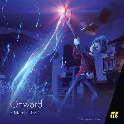 Senarai Filem Yang Akan Keluar di Panggung Wayang Tahun 2020 - Onward (2020)