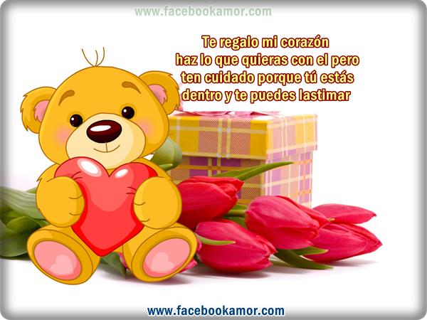 Tarjetas de amor animadas para enviar por facebook