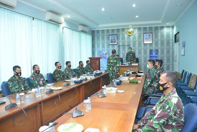 Itjen TNI Laksanakan Audit Kinerja di Lanud Supadio