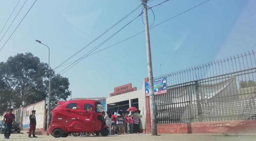 Escuela 6063 JOSE CARLOS MARIATEGUI - Villa El Salvador