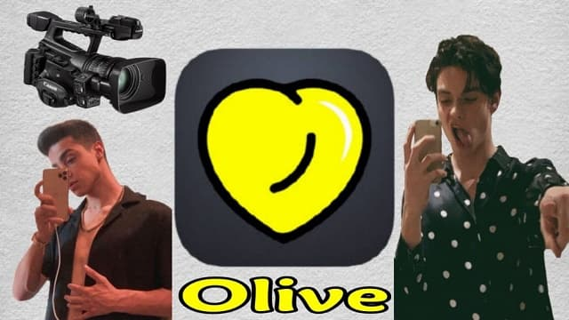 Olive Live Video Chat-Olive-Live Video Chat