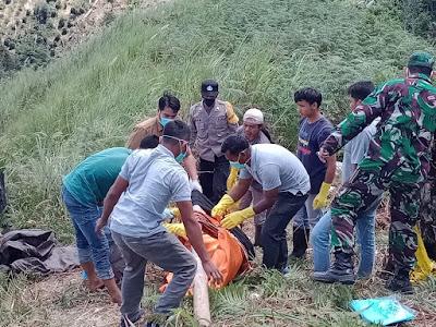 Penemuan Mayat Seorang Laki-Laki Di Kampung Timur Jaya Kecamatan Permata