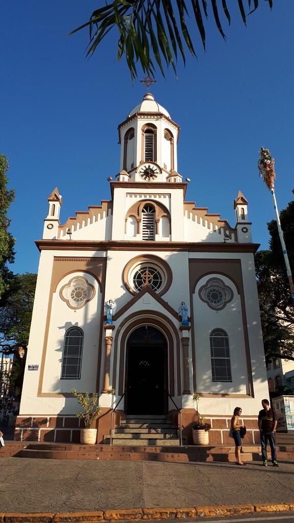 Igreja de São Benedito em Aparecida