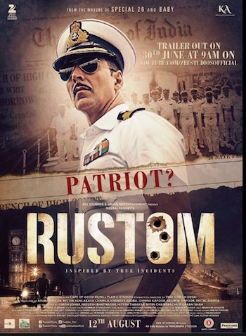 Rustom 2015 Full Movie
