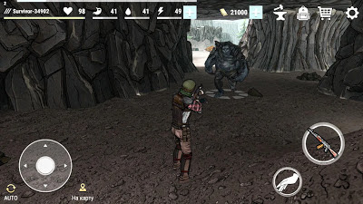 Dark Days: Zombie Survival النسخة المهكرة
