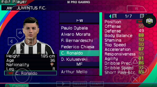 PES 2022 PPSSPP Download For Android Offline