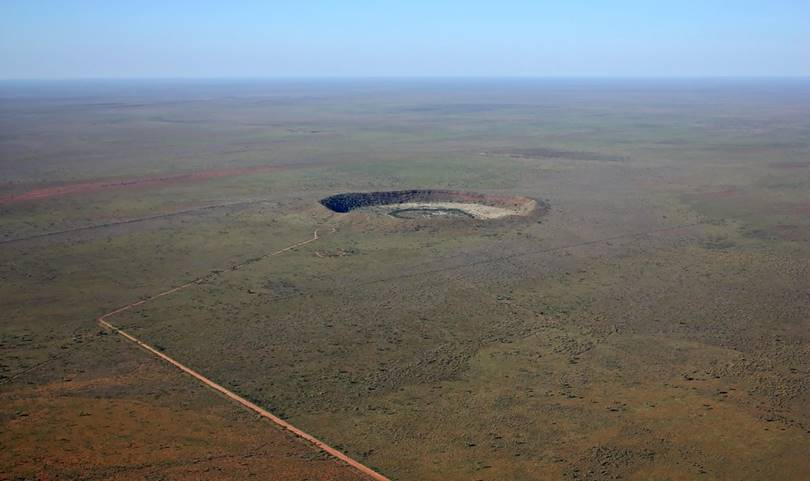 Wolfe Creek Crater, Australia