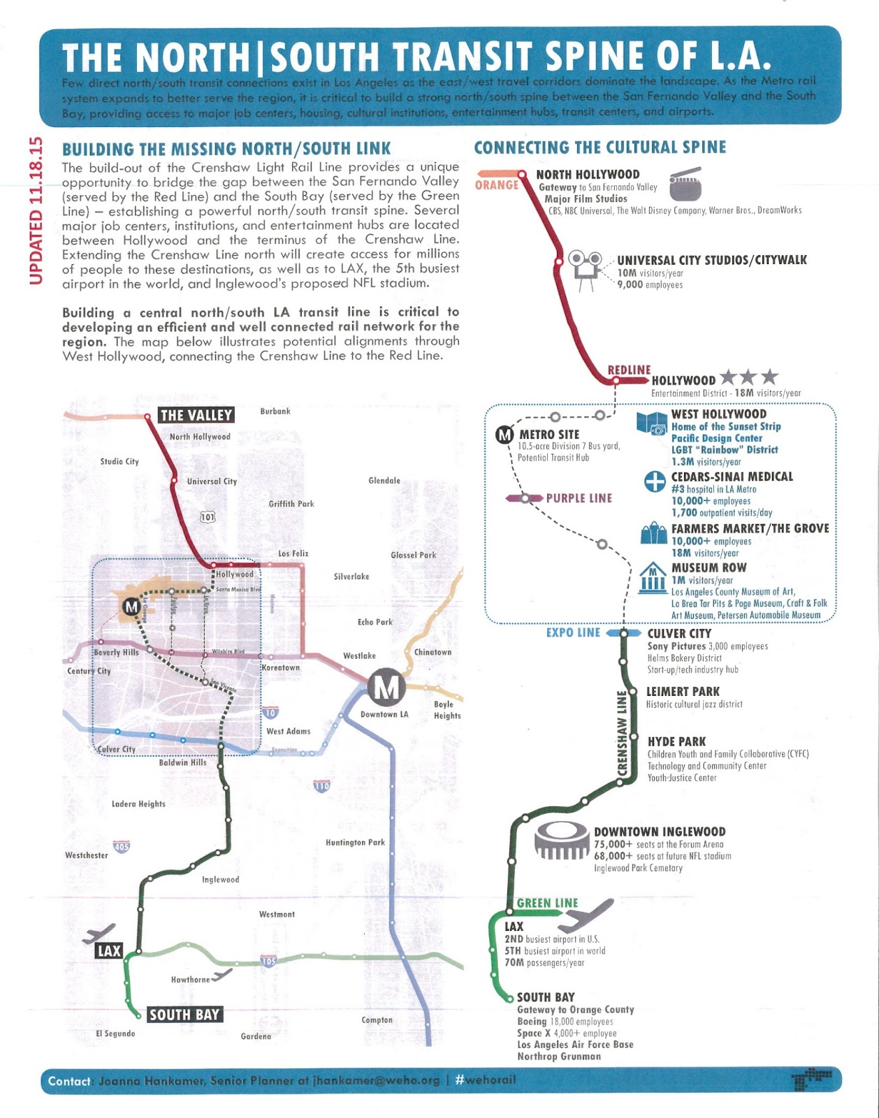 Life On The Rails Hobies Ocean Of Awesomeness First Phase Of - Los angeles metro line map