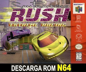 San Francisco Rush-Extreme Racing 64 ROMs Nintendo64