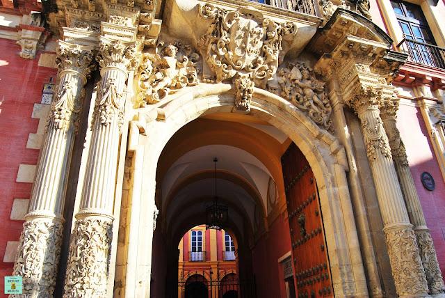 Palacio Arzobispal, Sevilla