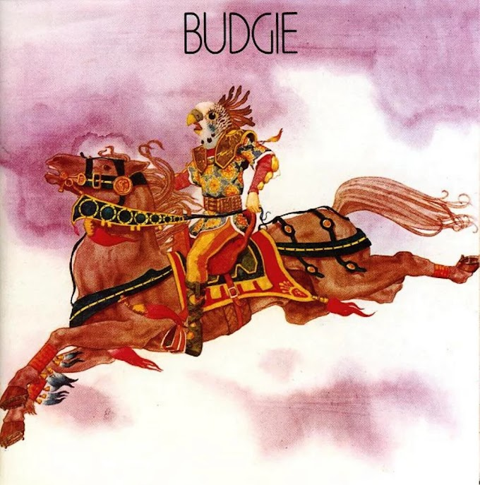 Budgie - Budgie (1971, Primórdios do Heavy Metal)