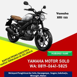 Ready Stok Yamaha XRS 155 di Solo