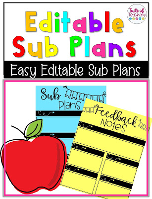 substitute-teacher-plans