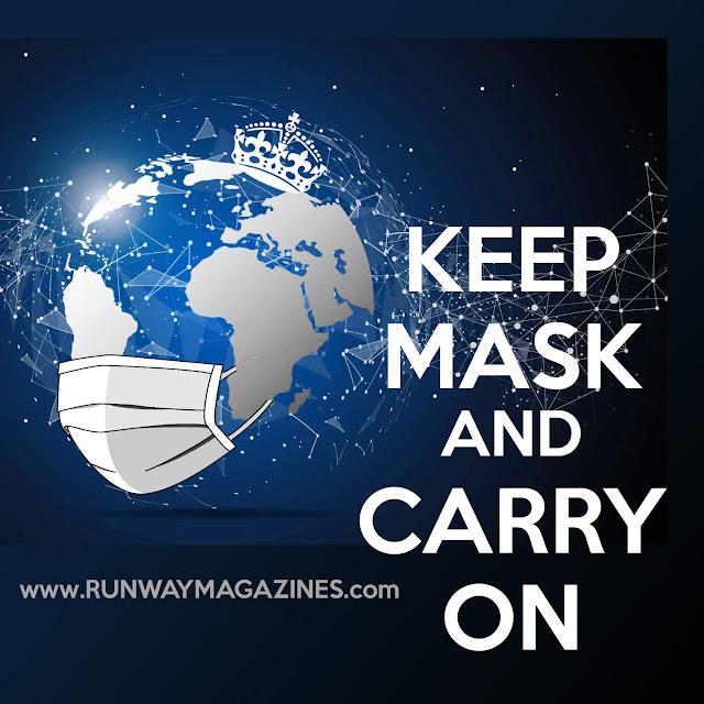Gardez le masque et continuez - Comment faire un masque de protection