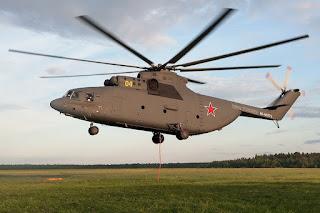 Helikopter Mi-26