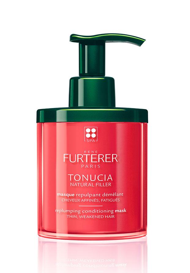 Tonucia Natural Filler, el nuevo ritual antiedad redensificante de Rene Furterer