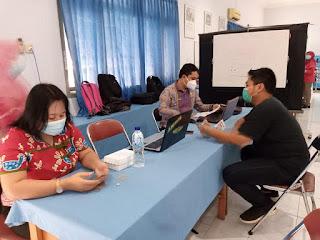 Ratusan Advokat Peradi Jember Jalani Vaksinasi Dosis Dua