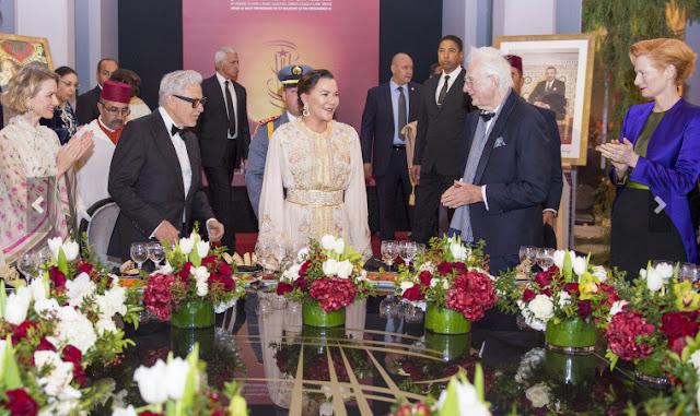 agadirpress   الشعب المغربي يحتفل بعيد ميلاد صاحبة السمو الملكي الأميرة للا حسناء جريدة أكادير بريس