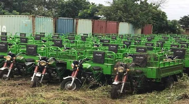 400 Missing Tricycles Reportedly Found With Pro-NPP Militia Group