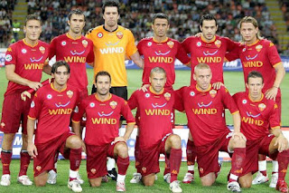 Sejarah Roma FC