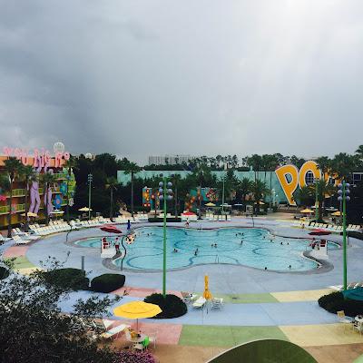 Disney Pop Century Resort, Orlando