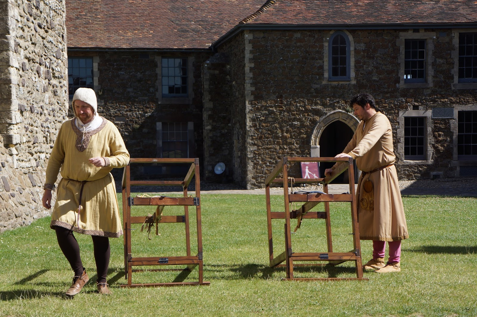 actors at dover castle