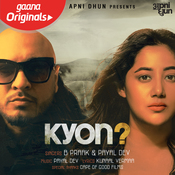 क्यों /Kyon Song Lyrics - B Praak