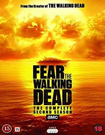 Fear the Walking Dead S02 Complete Dual Audio 720p BRRip [Hindi – English] ESubs