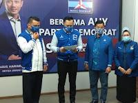Sah, DPP Partai Demokrat Rekomendasikan Pasangan Ideal - Sanolo