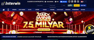 Nikmati 7 Variasi Judi Di Situs Slot Terbaik Yang Bernama Interwin365