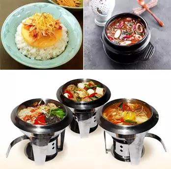 Onban, Bean-paste Soup and Jongol