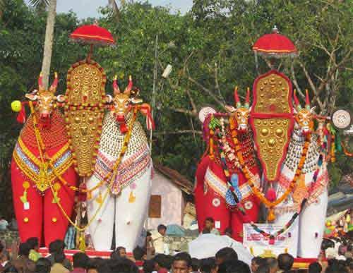 Thattayil Orippurathu Bhagavathy Temple Festival