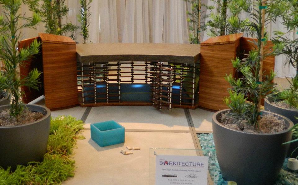 Luxury Canopy Dog Beds