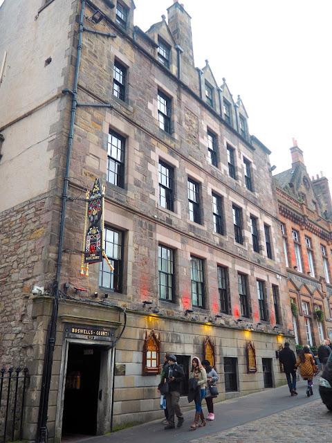 The Witchery, Castlehill, Royal Mile, Edinburgh