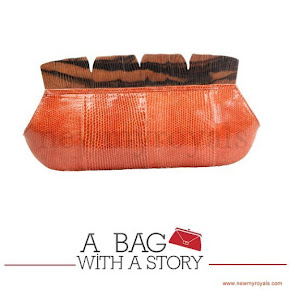 Queen Maxima carried A Bag With A Story Maharlika Snake Clutch