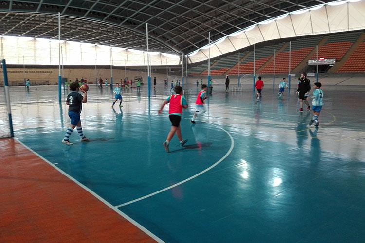 El Palacio de Los Deportes de Dos Hermanas albergará las Jornadas de  actualización de fútbol y fútbol sala ~ Dos Hermanas Diario Digital
