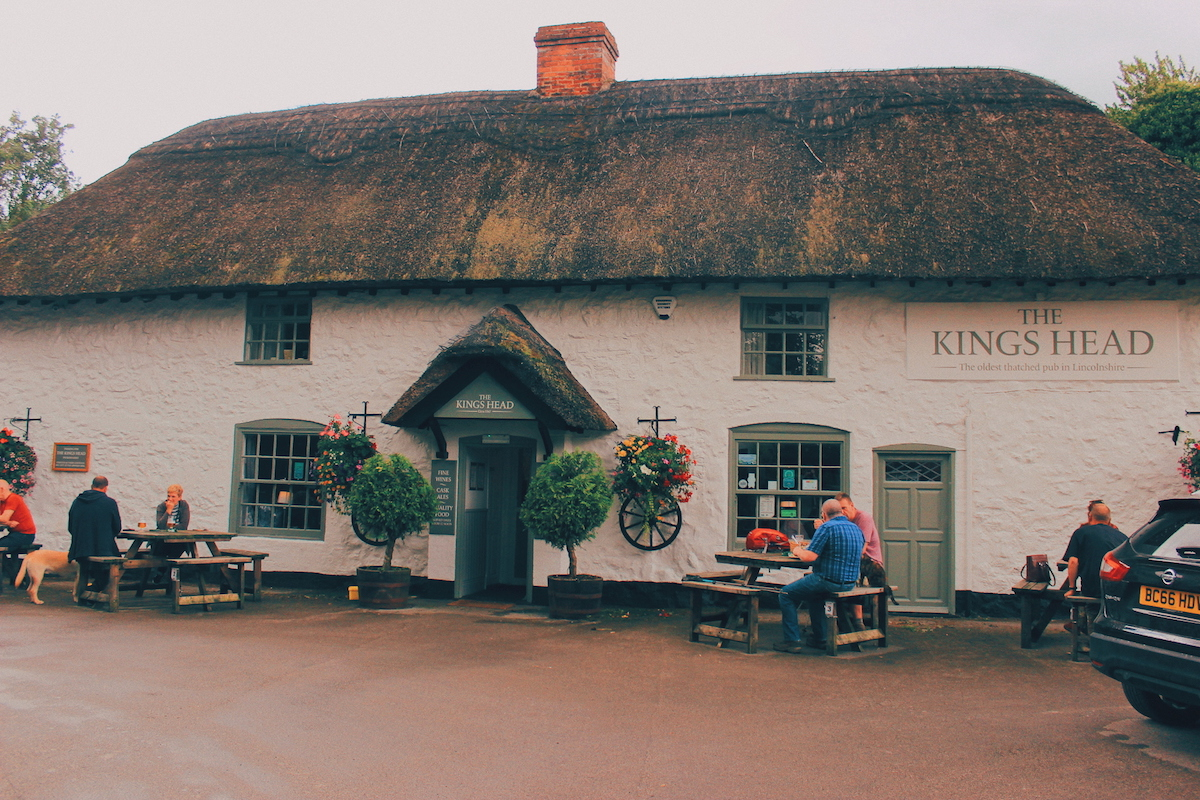 The King's Head, Tealby